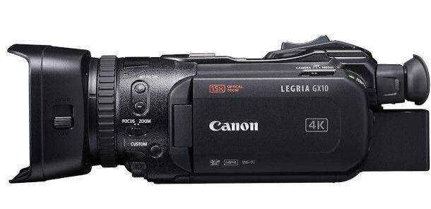 Canon Legria GX10 4K