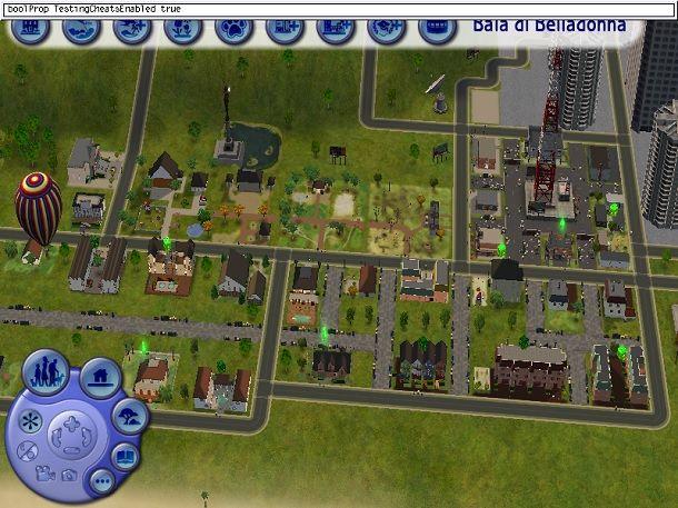 Abilitare i trucchi The Sims 2