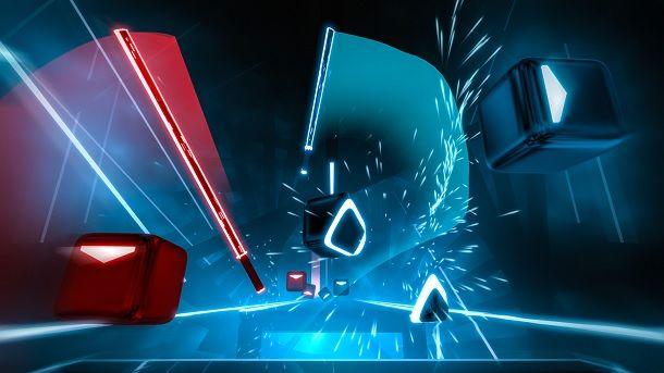 Beat Saber Migliori giochi VR PC