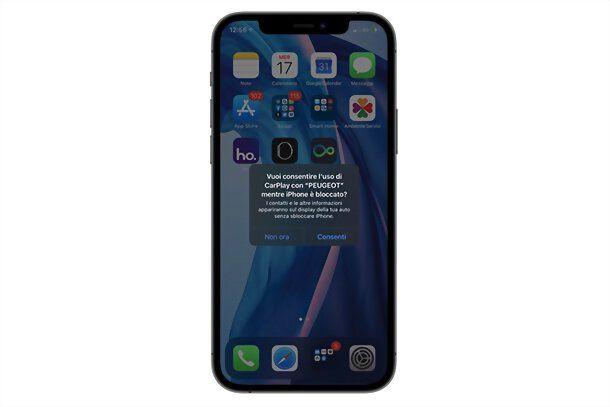 Notifica iPhone