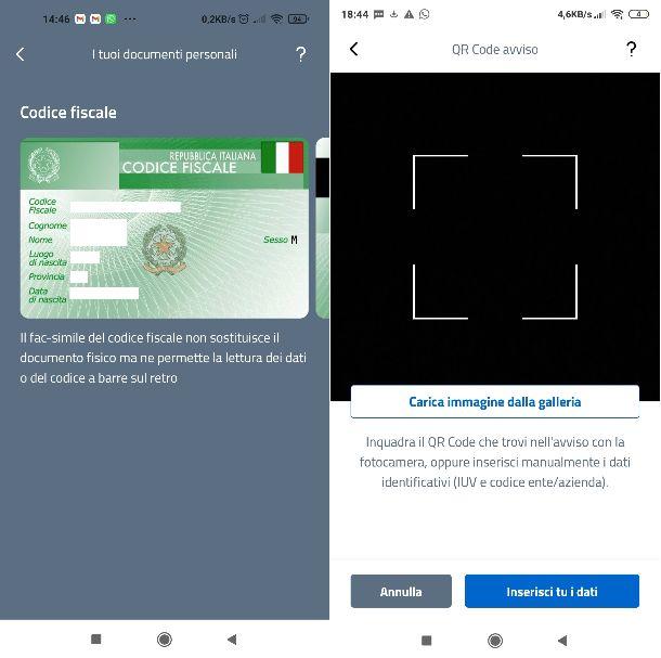 App IO funzioni