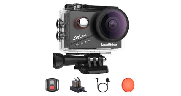 LeadEdge action cam 4K
