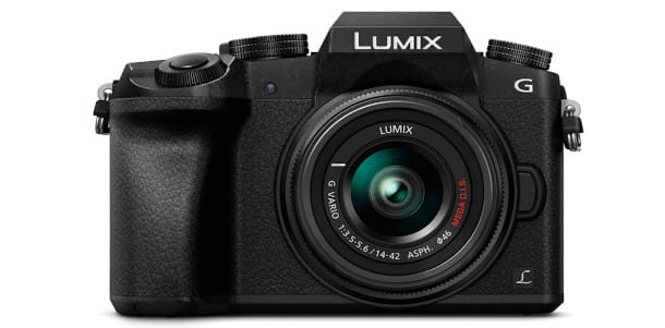 fotocamera Panasonic LUMIX DMC-G7K
