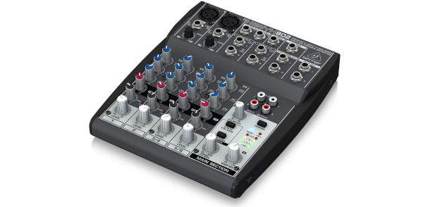mixer analogico
