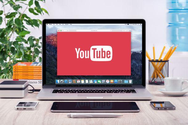 YouTube Mac