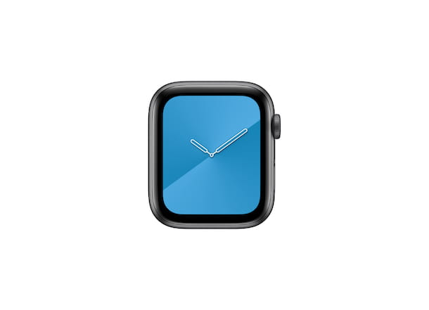 Quadrante Apple Watch Gradiente