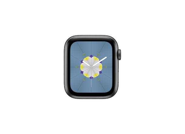 Quadrante Apple Watch Caleidoscopio