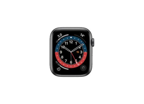 Quadrante Apple Watch GMT