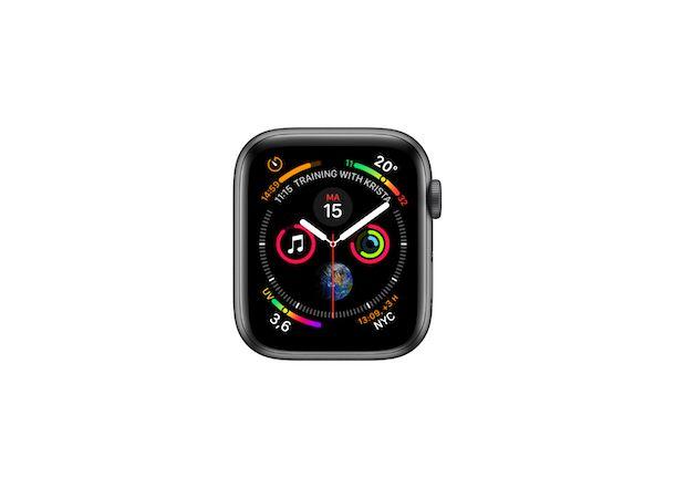 Quadrante Apple Watch Infograph
