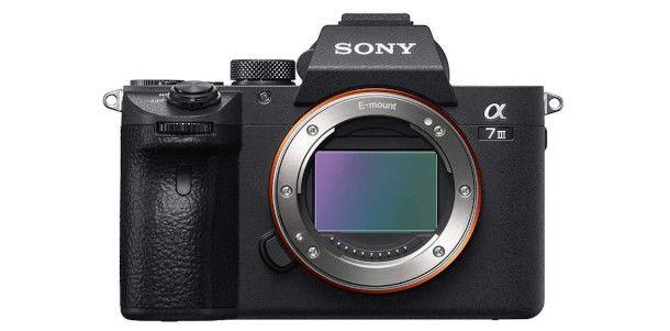 fotocamera Sony Alpha 7 III
