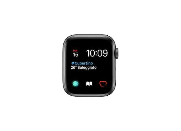 Quadrante Apple Watch Modulare