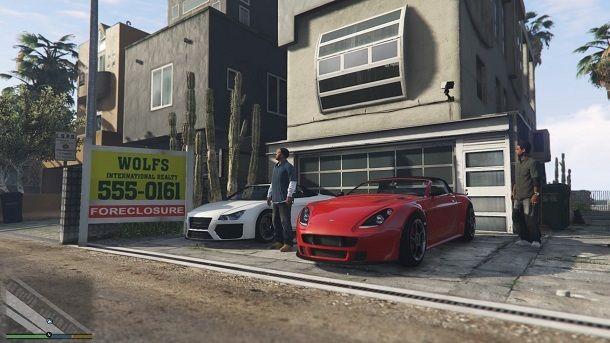 GTA 5 Automobili