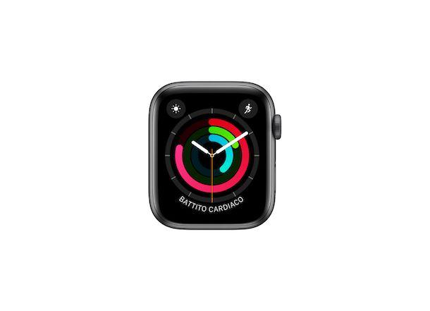 Quadrante Apple Watch Attività