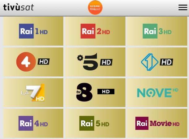 Web tv hd rai 1
