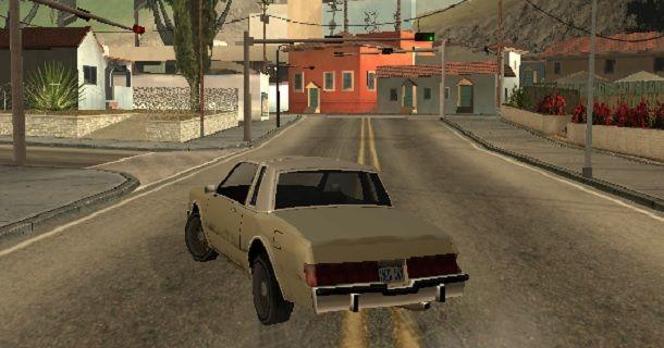 Come driftare su GTA San Andreas
