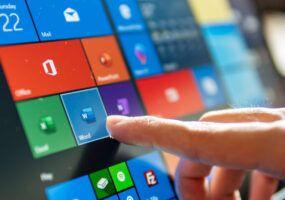 Come disattivare l'input del touch screen