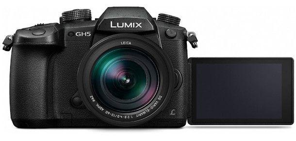 fotocamera Panasonic Lumix G DC-GH5L
