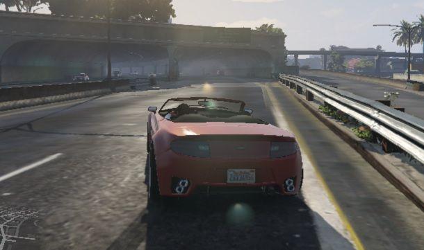 Drift GTA 5 senza mod