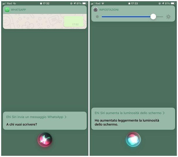 Come sbloccare il telefono con la voce: iPhone