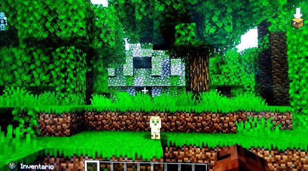 Tempio della giungla Minecraft Bedrock
