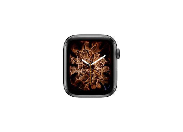 Quadrante Apple Watch Fuoco e Acqua