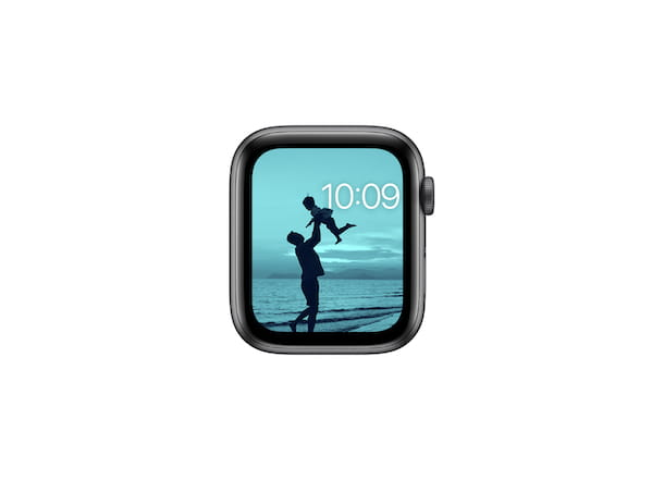 Quadrante Apple Watch Foto