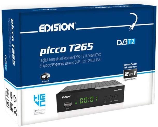 Decoder DVB-T2