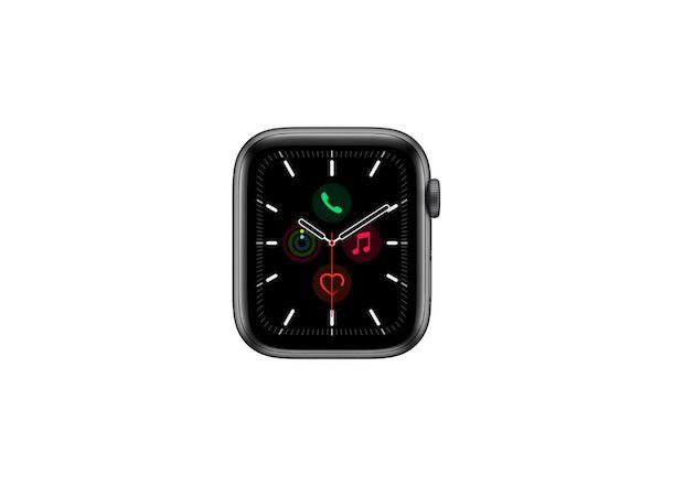 Quadrante Apple Watch Meridiana