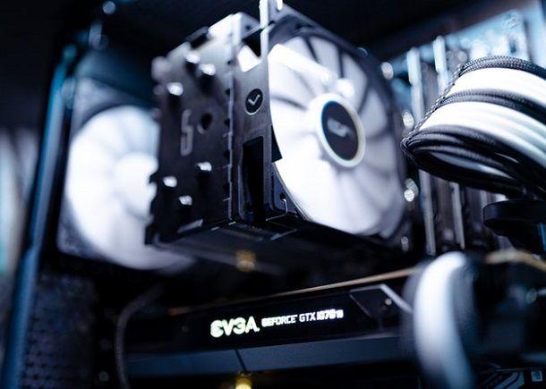 Come pulire ventola PC fisso