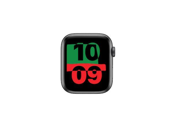 Quadrante Apple Watch Unione