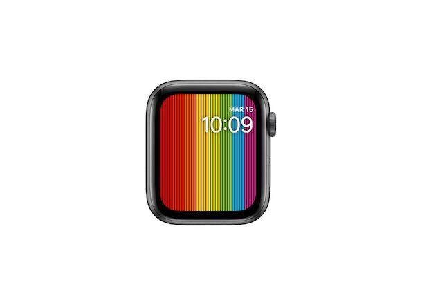 Quadrante Apple Watch Pride