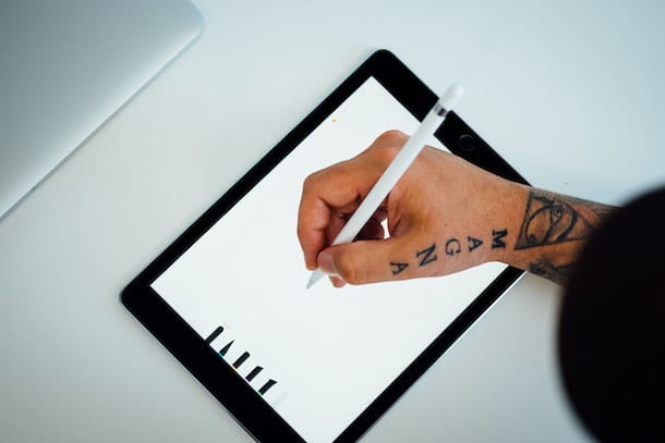 Disegnare con iPad