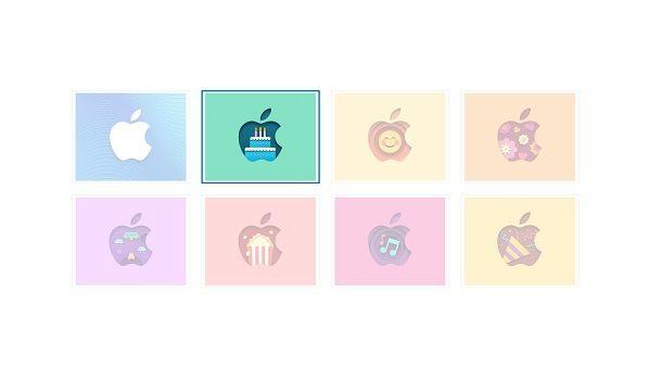 Carta regalo Apple Store