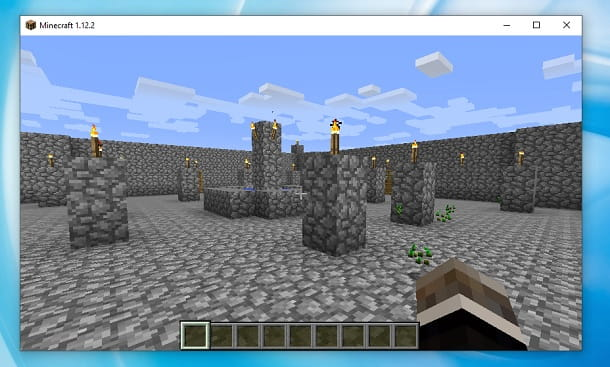 Spawn Temple Mod Minecraft