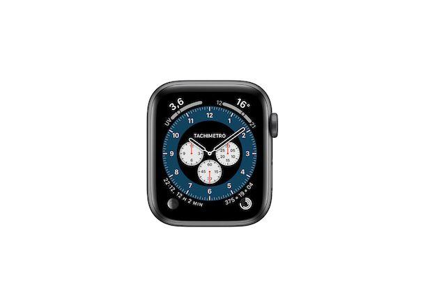 Quadrante Apple Watch Cronografo Pro