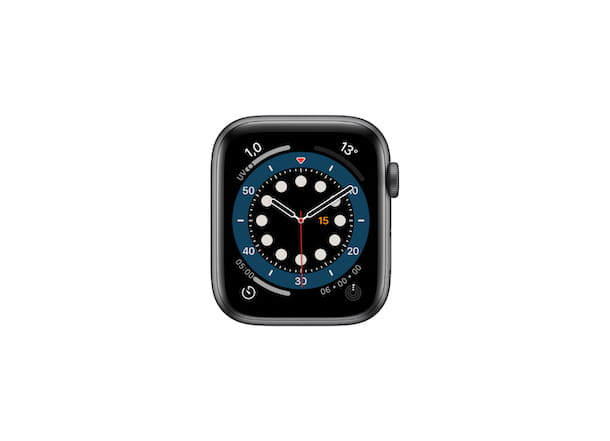 Quadrante Apple Watch Conteggio