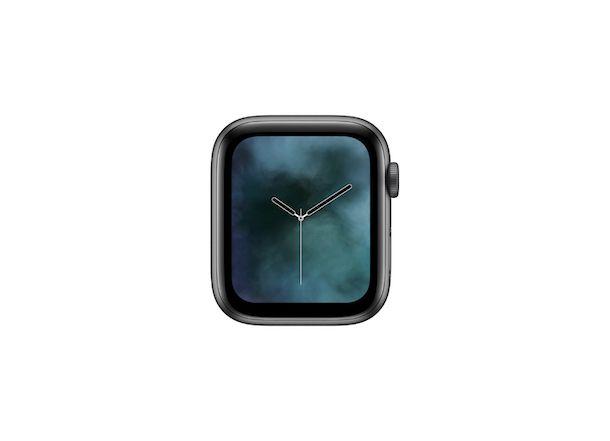 Quadrante Apple Watch Vapore