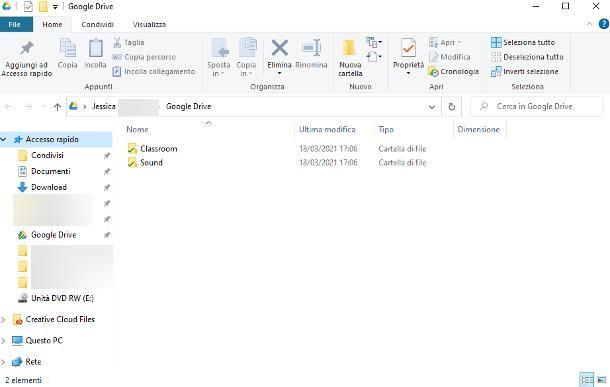 Come recuperare backup da Google Drive