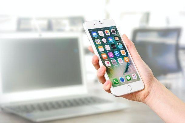 Come salvare foto su iPhone e non su iCloud