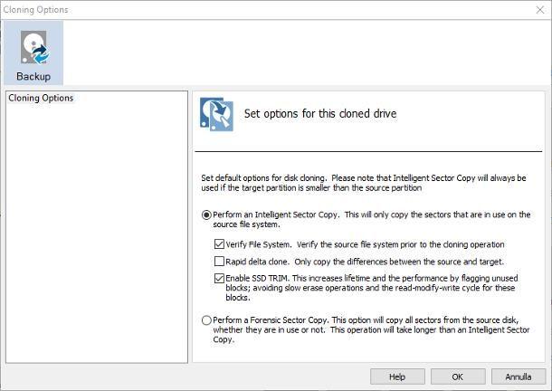 Come trasferire Windows su SSD