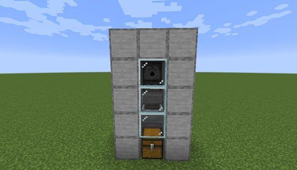 farm polli su Minecraft