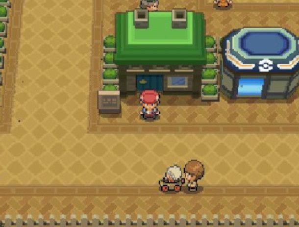 Casa dei Poffin di Pokémon Platino