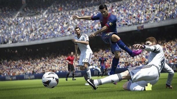 Scivolata FIFA