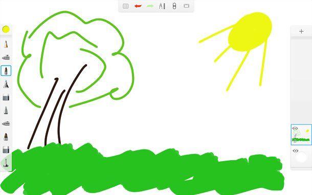 App per disegnare gratis