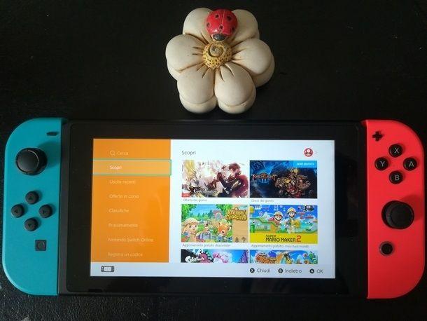 Metodi di pagamento su Nintendo eShop