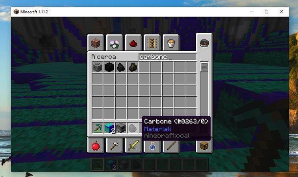 Fornace Minecraft