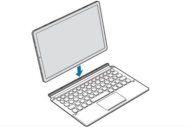 Come collegare tastiera cablata al tablet