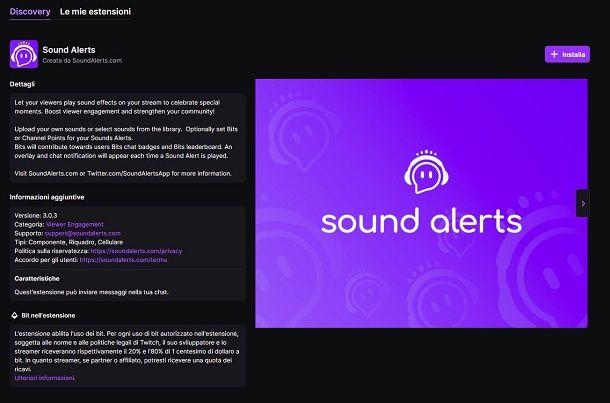 sound alert