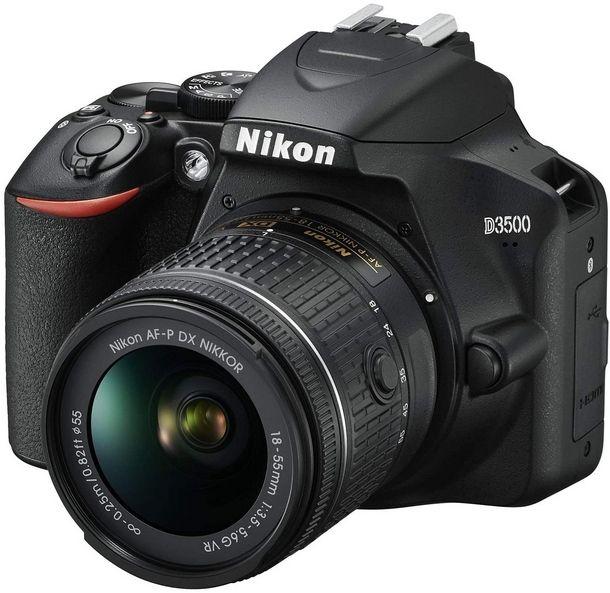 Nikon 3500D tra le migliori Reflex economiche