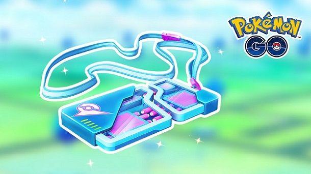Biglietto raid da remoto Pokemon GO
